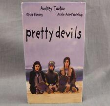 Pretty Devils VHS Video Paris France Audrey Tautou French Olivia Bonamy Subtitle