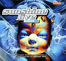 SUNSHINE LIVE 28 = Tiesto/Scooter/Buuren/Dyk/Corsten...=2CD= grooves DELUXE !!!
