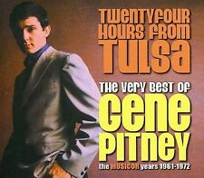 24 Hours From Tulsa by Gene Pitney (CD, May-2005, Sanctuary) - 3 CD Box Set
