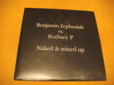 cardsleeve Full CD BENJAMIN ZEPHANIAH VS RODNEY P Naked & Mixed Up 9TR 2006 trip