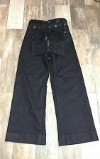 Vtg WW2 USN Navy Wool Cracker Jack Pants Trousers Naval Clothing Factory