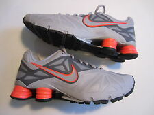 NEW Nike Shox Turbo 14 mens running shoes trainers 631760 016 grey 43 EUR 9.5 US