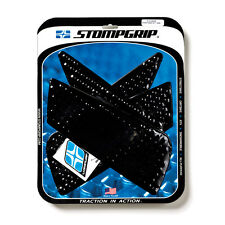 Stompgrip Tank Pads DUCATI Streetfighter 1098 2013 Schwarz