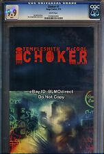 CGC 9.9 Choker 1 First Print Templesmith HIGHEST 1 of 1