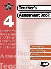 Ginn New Star Science Teachers Assessment Book Year 4 by Pearson Education...