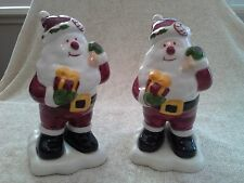 The Cellar Christmas Twilight Collection Macy's Candlesticks by Laurie Gates NIB