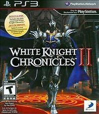 White Knight Chronicles II (PS3) (White Knight Chronicles I included)