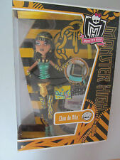 Monster High Cleo de Nile Todschick School's Out Neu OVP