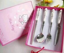 Hello kitty dinner set
