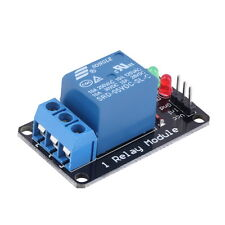 Effective Stable 1 Channel 5V Indicator Light LED Relay Module For Arduino GU
