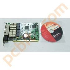 Silicom PXG4BPI-RoHS Quad Gigabit Ethernet PCI-X Network Card