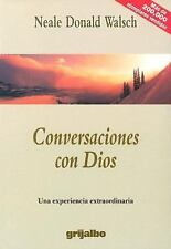 Conversaciones con Dios, Neale Donald Walsch, Good Condition, Book