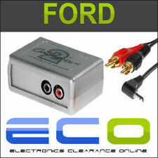 Ford Fiesta 97-05 iPod iPhone Aux Input Interface Adaptor T1 Audio T1-CTVFOX001