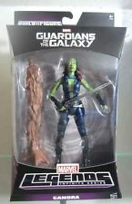 MARVEL LEGENDS INFINITE SERIES GROOT BAF GUARDIANS GALAXY GAMORA STAR LORD DRAX