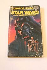 George Lucas 1976 STAR WARS 1st 1st First Edition Paperback Original RARE