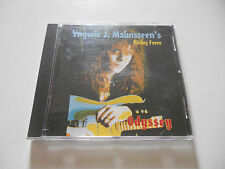 "Yngwie J. Malmsteen Rising Force ""Odyssey"" Guitar hero cd 1988"