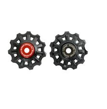 CAMPAGNOLO SUPER RECORD SR500 11 SPEED CERAMIC JOCKEY WHEELS GEAR ROLLERS
