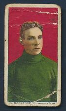 1910 C60 Imperial Tobacco Card #4 S. Rockford Shamrocks