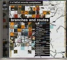 (CX297) Branches And Routes - sealed double CD Compilation