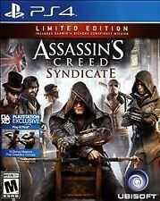 Assassin's Creed: Syndicate -- Limited Edition (Sony PlayStation 4, 2015)