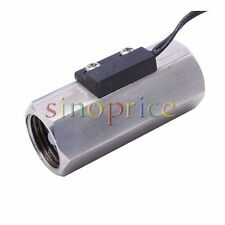 FS-09 Both Inner Thread Water Flow Switch Magnetic Sensor Switch