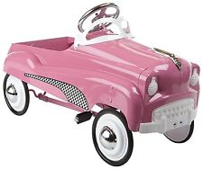 Instep Pedal Cars Pink For Sale For Kids Children Toy Cars To Ride In For Girls