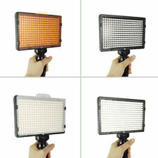 Lusana Studio 308 LED Video Light Lamp for Pentax Canon Nikon DV Camcorder