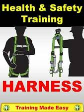 NEW UK Harness Construction Health and Safety Training Made Easy