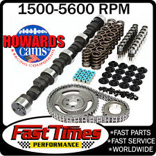 "HOWARD'S SBC Small Block Chevy 275/275 445""/445"" 110° Hyd Camshaft Cam Kit"