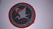 Skyclad Jonah's ark 1993 pop world Vintage Sew On patch music
