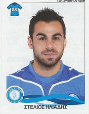 N°125 STILIANOS ILIADIS AEP IRAKLIS FC STICKER PANINI GREEK GREECE LEAGUE 2010