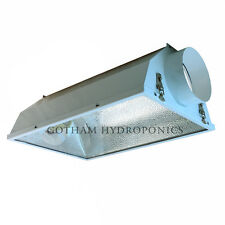 """6"""" Horizon Satellite Air Cooled Reflector 400W HPS Hydroponic Air Cool - H099"""