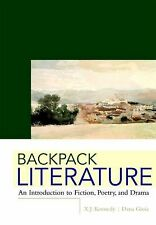 Backpack Literature, Gioia, Dana, Kennedy, X. J., Good Book
