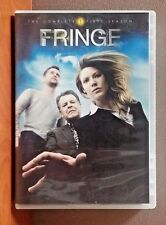 Fringe: The Complete 1st and 2nd Seasons   DVD   LIKE NEW