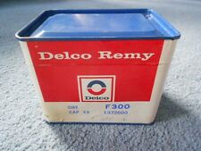VINTAGE DELCO REMY F300 ONE DISTRIBUTOR CAP 1972000 NOS in TIN FORD SERVICE PART