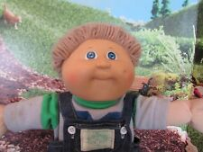 "Cabbage Patch Kids 16"", Xavier Roberts baby doll blonde hair blue eyes"