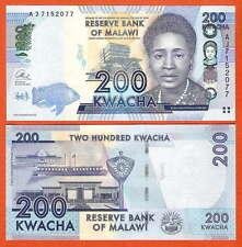 P60     Malawi   200 Kwacha   2013    UNC