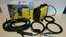 Esab BUDDY TIG 160 Saldatrice Inverter a TIG ed elettr. + cavi-torcia 0700300681
