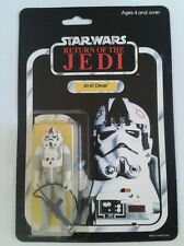 STAR WARS RETURN OF THE JEDI AT-AT DRIVER  FIGURE VINTAGE MOC PALITOY ORIGINAL