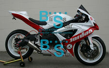 Red White GSXR750 Fairing For SUZUKI GSX-R600 GSX-R750 2006-2007 137