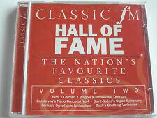 Classic FM Hall Of Fame Volume Two - Various (CD Album) Used Very Good