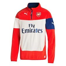 Puma Arsenal Fleece Top (High Risk Red/Estate Blue/Grey/White SIZE XXL BRAND NEW