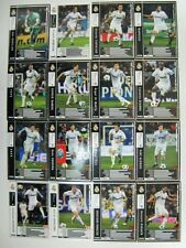 WCCF 10-11 Real Madrid complete 16 cards set RONALDO OZIL Kaka Casillas