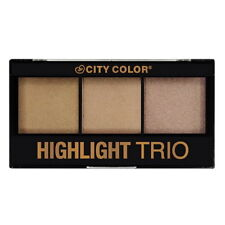 CITY COLOR Highlight Trio - New Shade