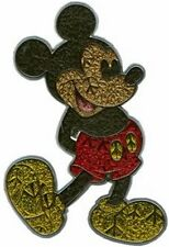 *NEW* Disney Standing Mickey Mouse- Peace Signs- Pin