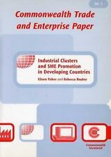 Industrial Clusters and SME Promotion in Developing Countries No. 3, Policy & Cu
