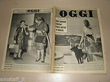 OGGI=1961/42=GEA DELLA GARISENDA=SPEZZANO ALBANESE=ERMANNO OLMI=FRANCA VALERI=