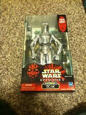 "Hasbro Star Wars 1/6 scale 12"" EPISODE I ELECTRONIC TC-14 PROTOCOL DROID RARE"