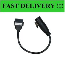 Iveco 30 pin to OBD/OBD2  adapter cable