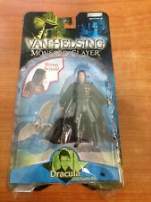 2004 Van Helsing Monster Slayer Action Figure - Dracula  - MOSC